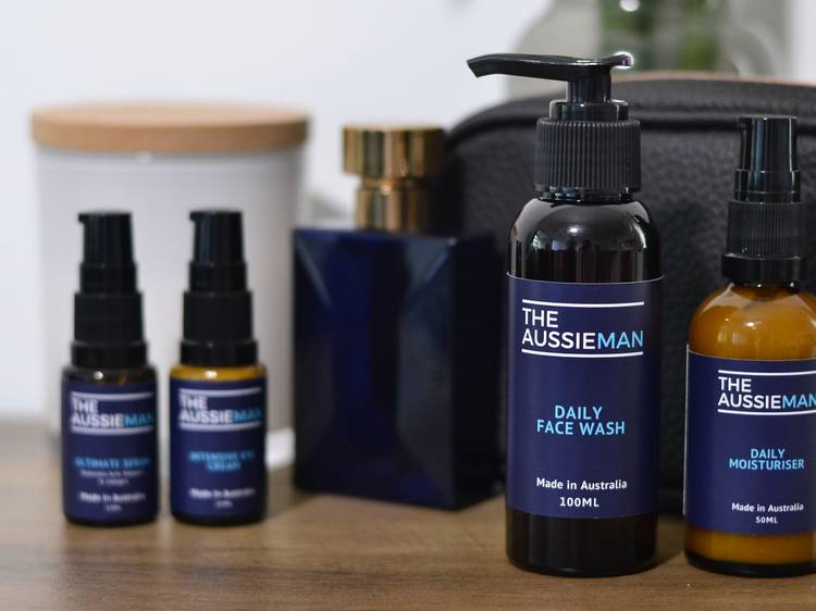 Skincare from the Aussie Man, from $29