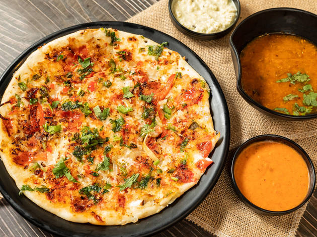 Woodlands Indian Vegetarian Restaurant