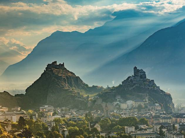 5 fantastic sights not to miss in Valais
