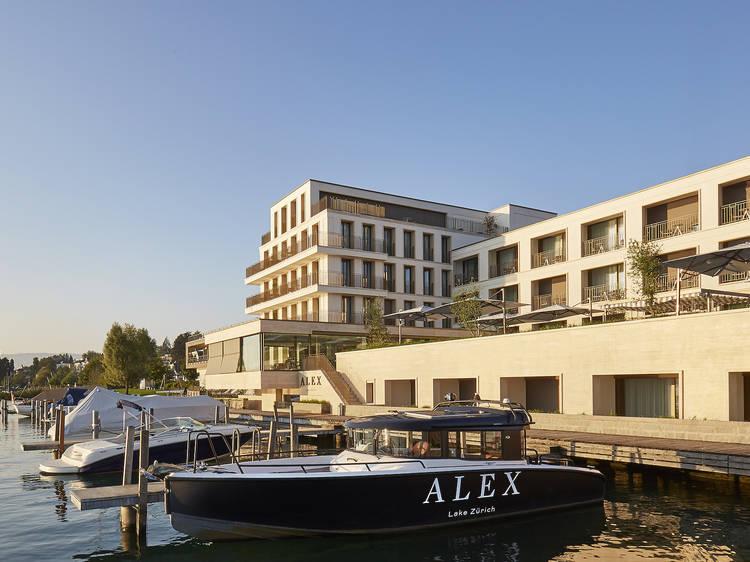 Hotel Alex