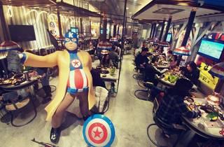 Mr Iron Captain Kim