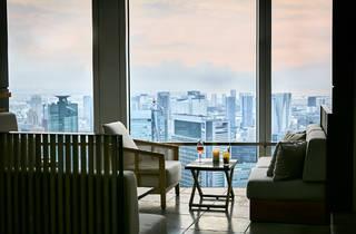 Rooftop Bar at Andaz Tokyo
