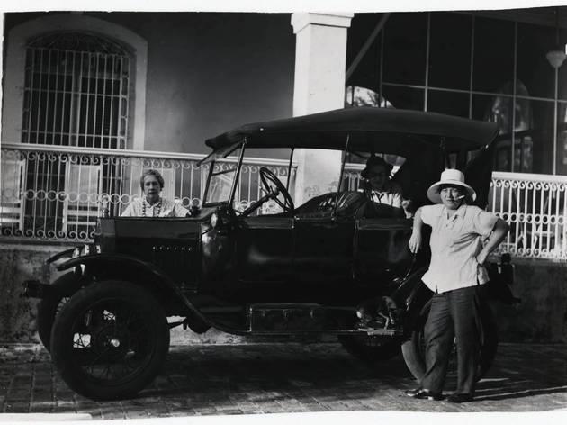 """Remaking Miami: Josefina Tarafa's Photographs of the 1970s"""
