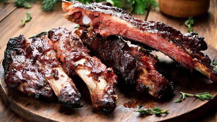Pork dish Cochon555 Carryout