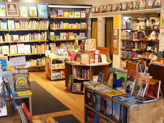 Librairie Drawn & Quarterly, montreal, canada, bookstore