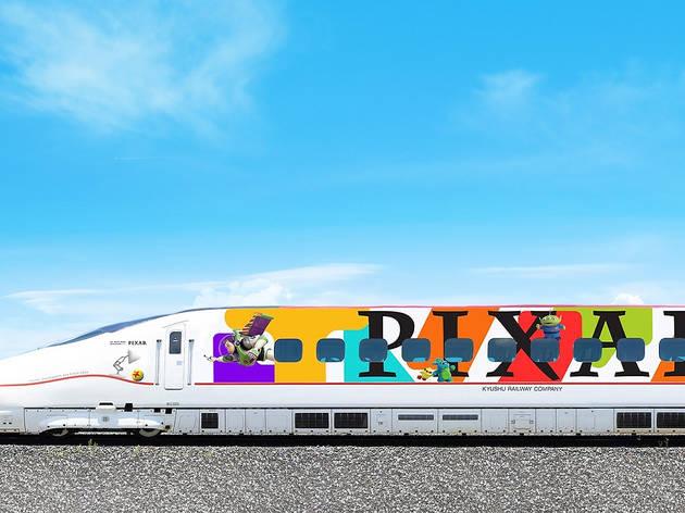 Pixar Shinkansen