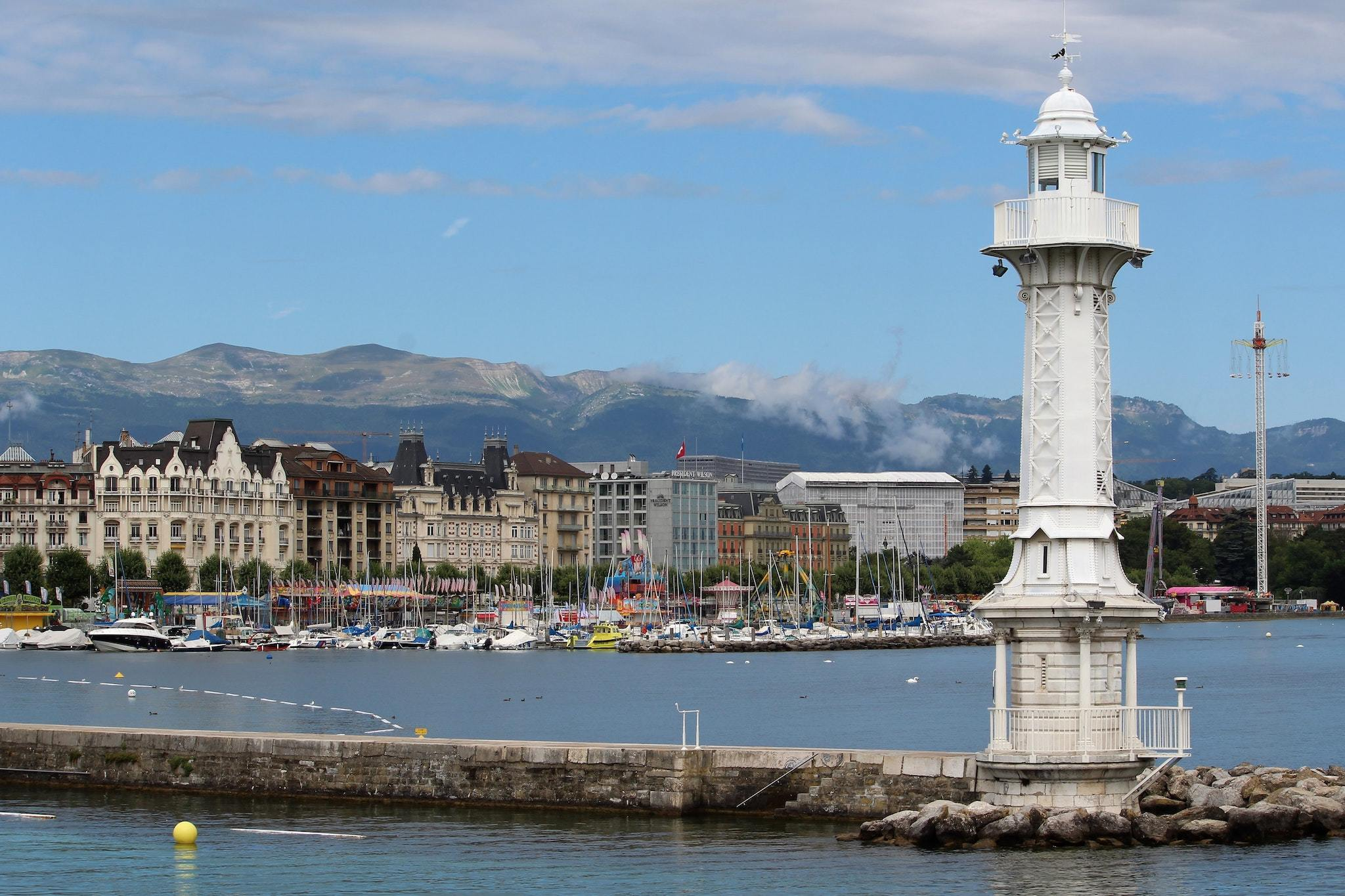 Geneva is giving tourists free money to spend in the city