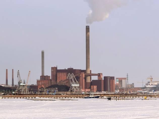 Hanasaari B power plant