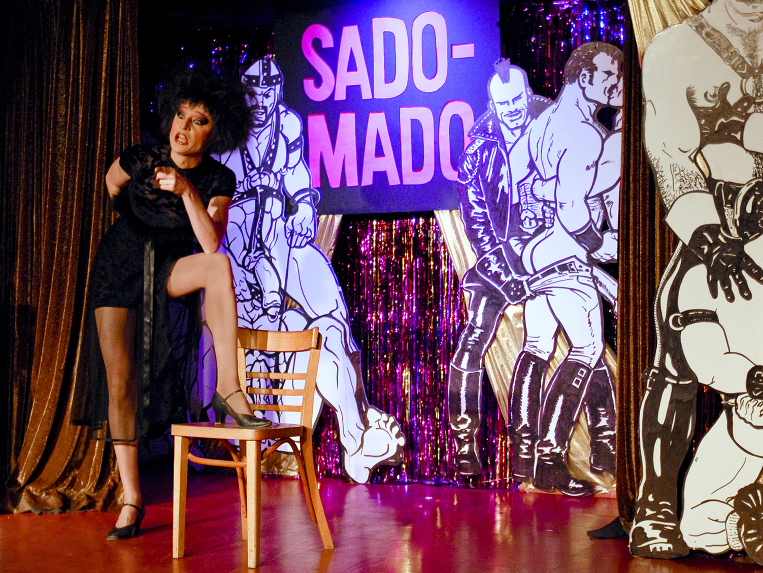 Cabaret Mado, Montreal, Canada