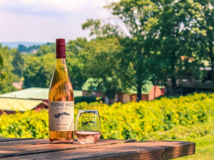 Hermann, MO: Stone Hill Winery