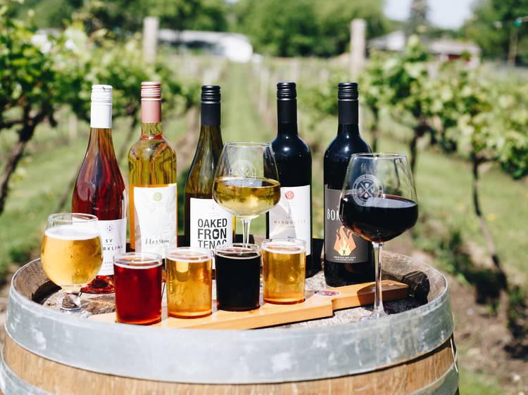 Waconia, MN: Schram Vineyards