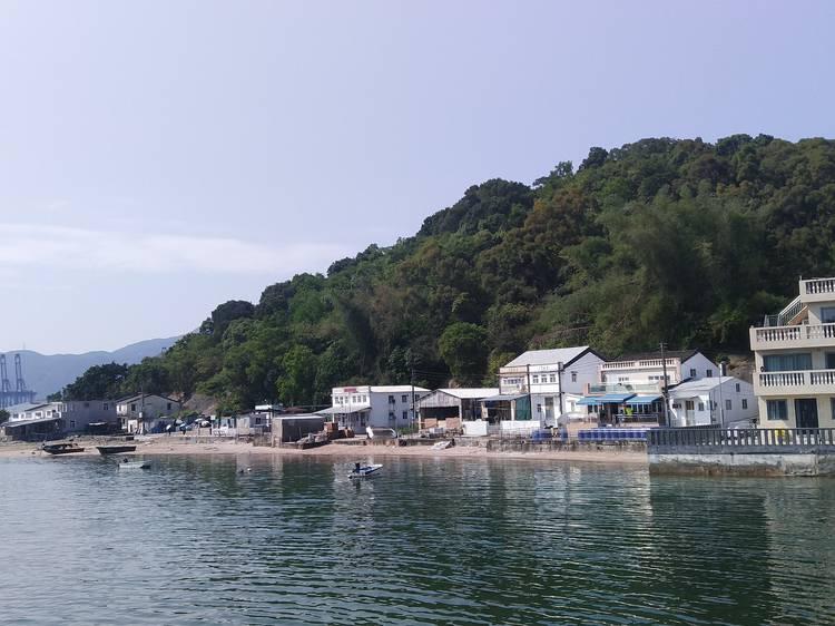 Kat O: traditional fishing village