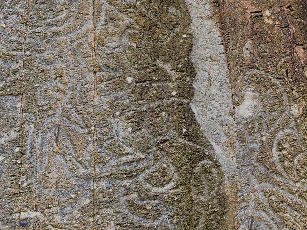 Tung Lung Chau Rock Carving