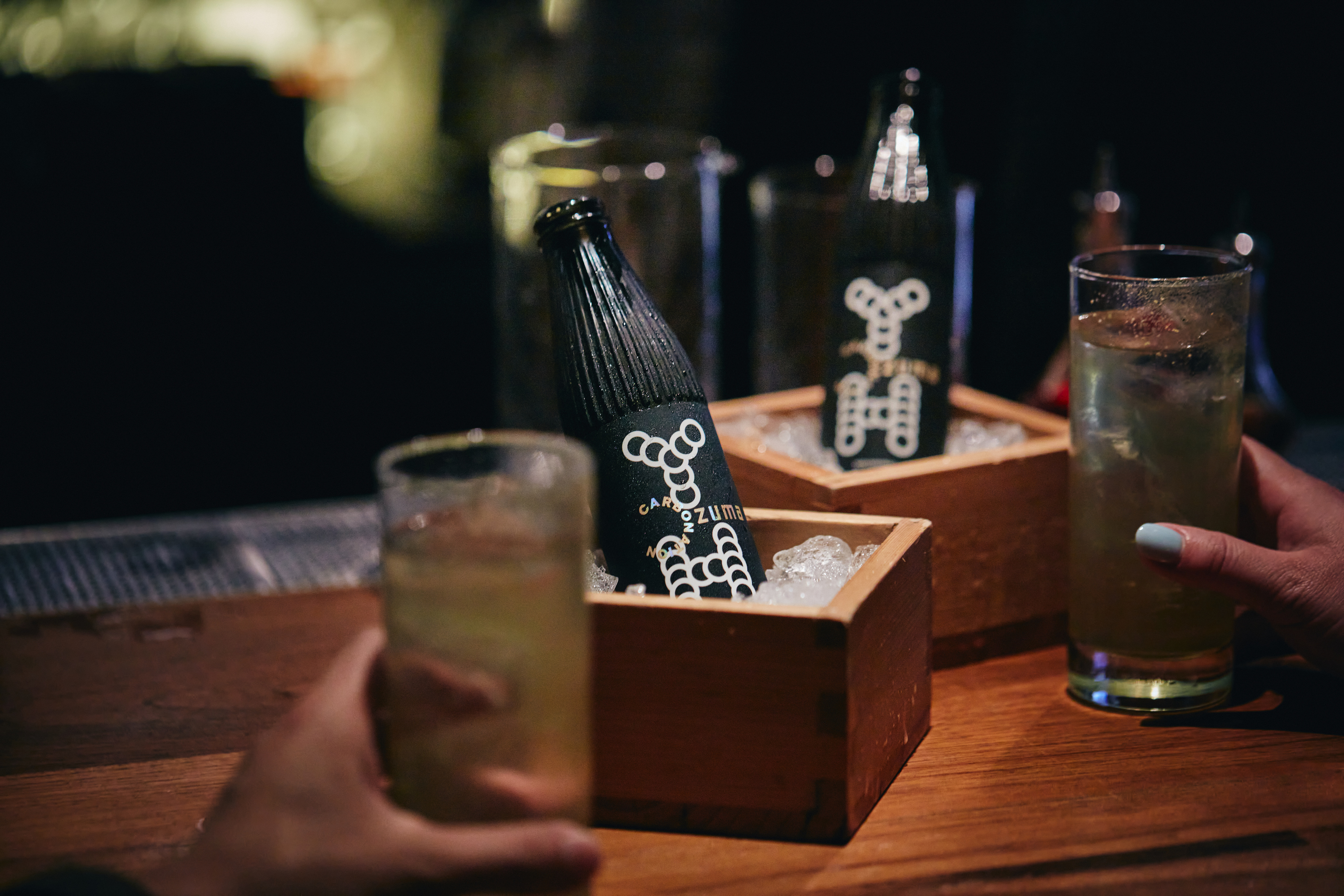 Zuma Yuzu Highball