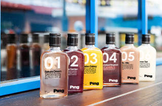 Ping bottled cocktailS