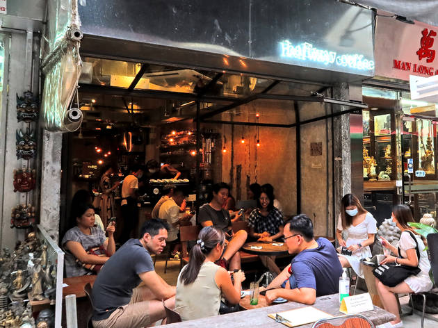 Halfway Coffee Sheung Wan