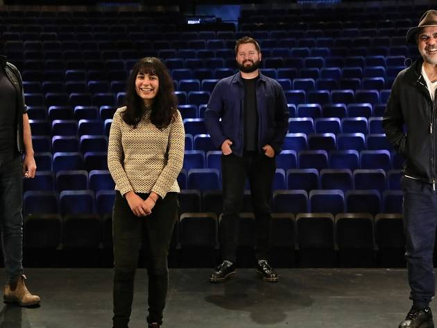 STC lights up once more with the debut of Australian gothic play Wonnangatta