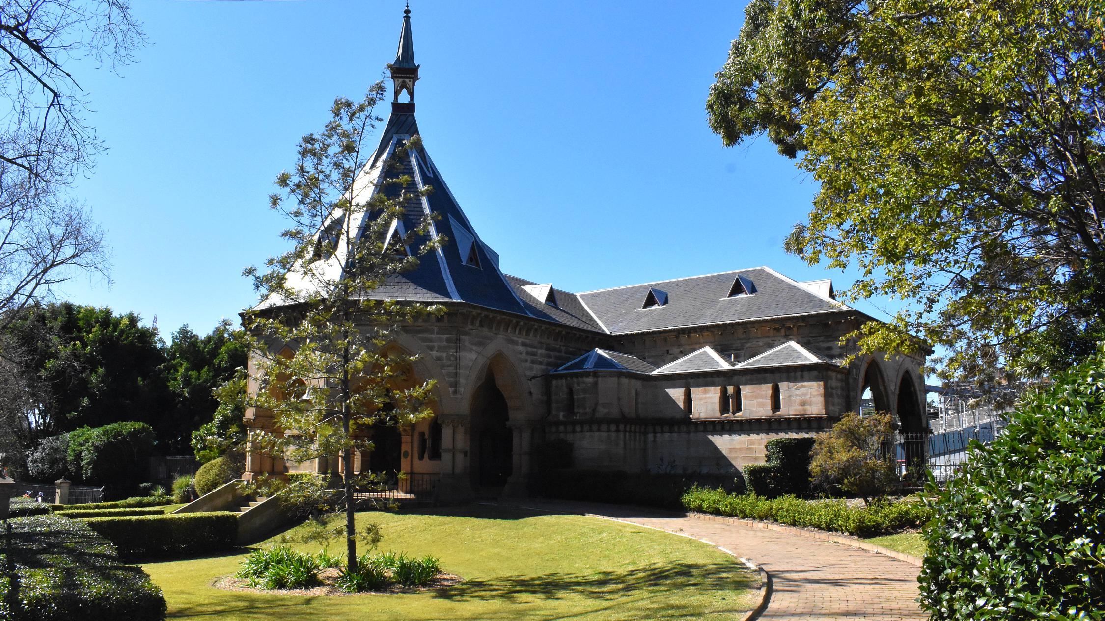 Mortuary Station, Sydney