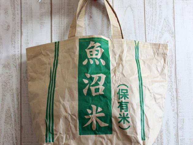 米袋バッグ