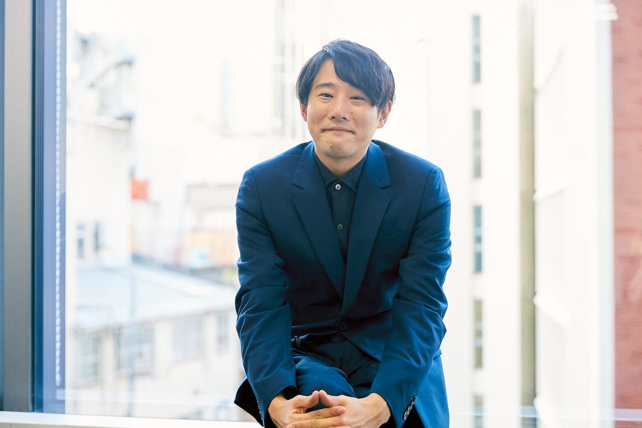 藤井道人/Photo:Kisa Toyoshima