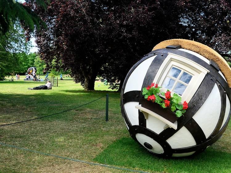 Frieze Sculpture's outdoor art is coming to Regent's Park again