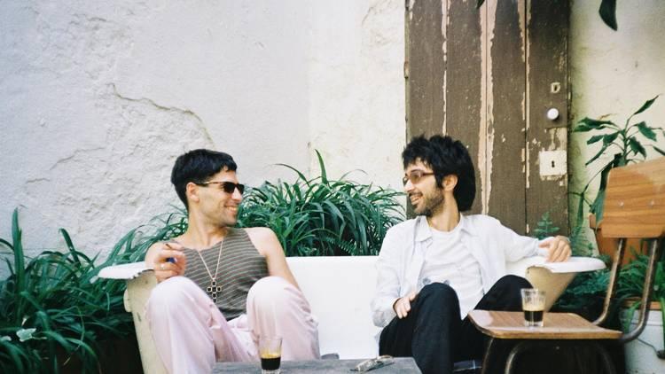 Luís Severo e Filipe Sambado