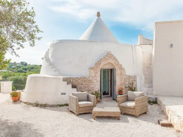 Trullo on Airbnb