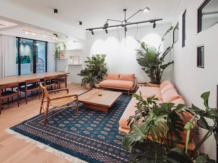Green House Design Home