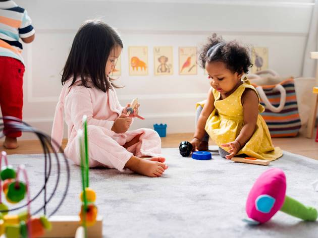 Free daycare program: Learning Bridges