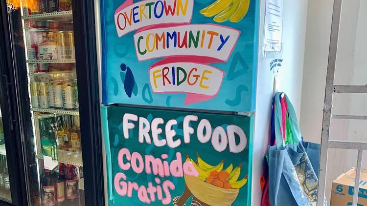 Buddy System Community Fridge