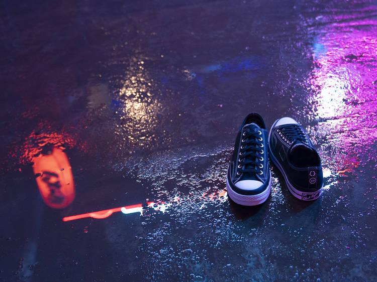 日本時尚教父打造!7 Moncler Fragment x Converse Chuck 70 聯乘波鞋九月開售