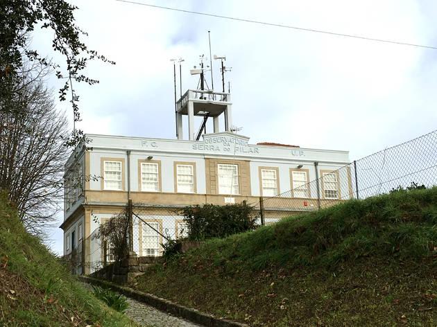 Instituto Geofísico da Universidade do Porto