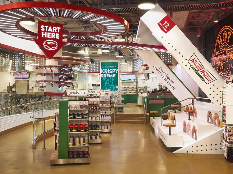 NYC gets a 24/7 Krispy Kreme flagship