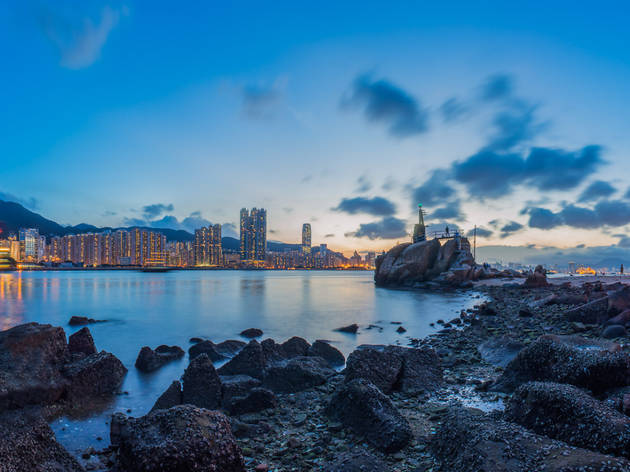 Alternative waterfronts to view Hong Kong's skyline