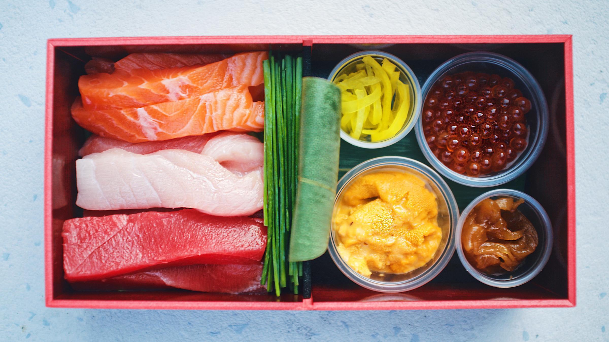 Sushi Tama takeout