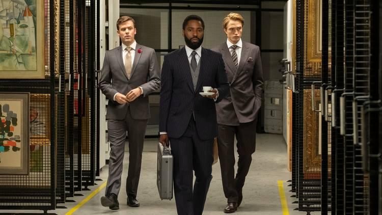 Tenet, la nueva película de Christopher Nolan