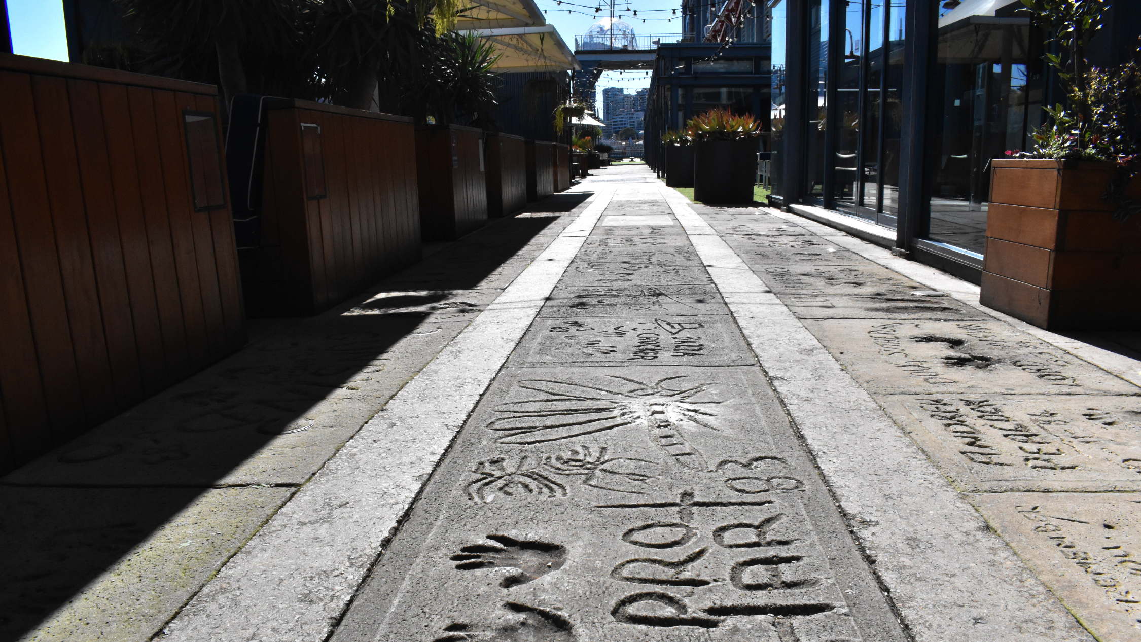Footpath of Fame