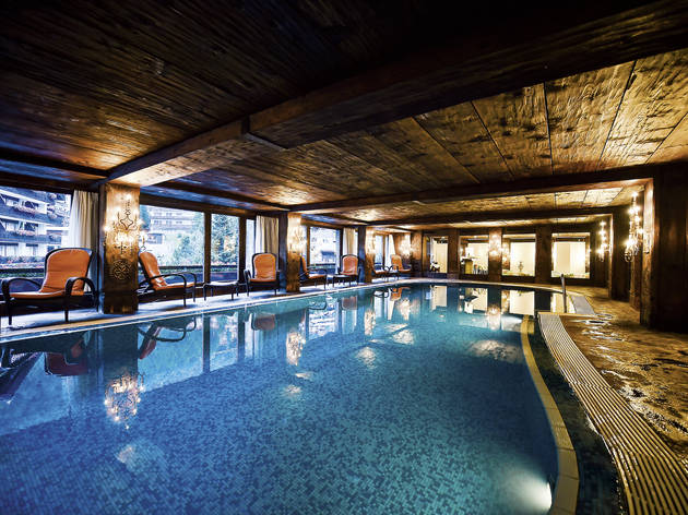 Water therapy for the soul: seven sublime spas in Valais