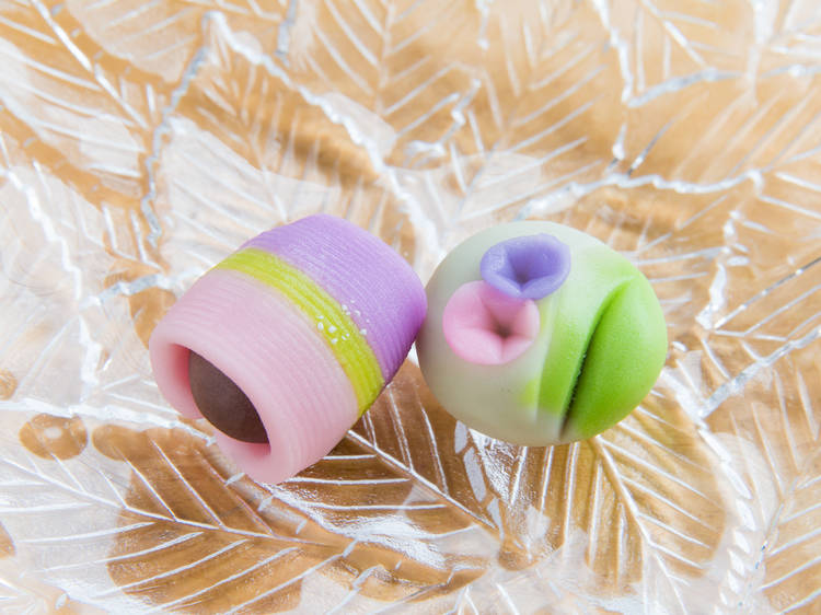 Best wagashi shops and cafés in Tokyo