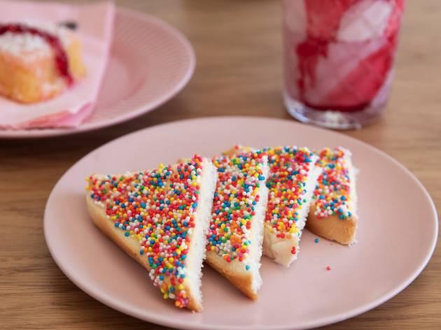 The Sunday Baker  (Photograph: Daniel Boud)