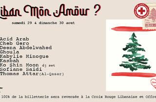©  Liban Mon Amour (Cabaret Sauvage, Paris)