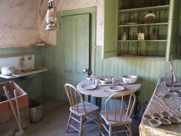 Bodie California, ghost town