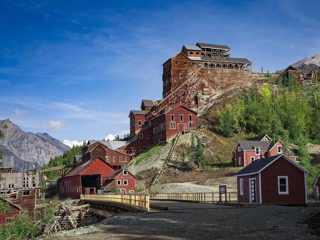 Kennecott alaska ghost town