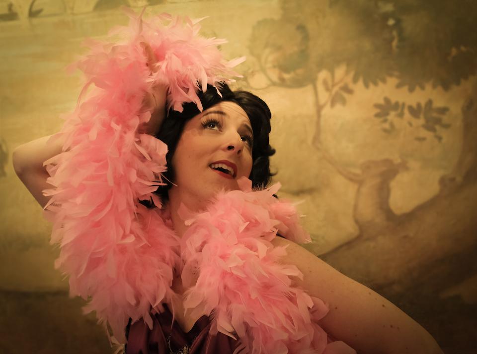 Kimberly Faye Greenberg in Fabulous Fanny