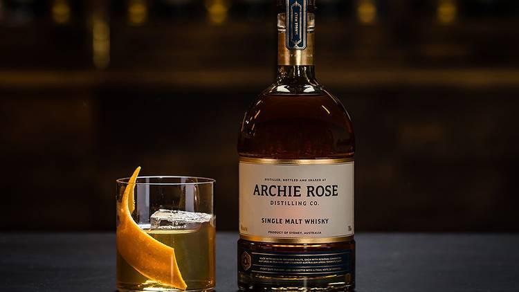 Archie Rose Distilling Co Single Malt Whisky