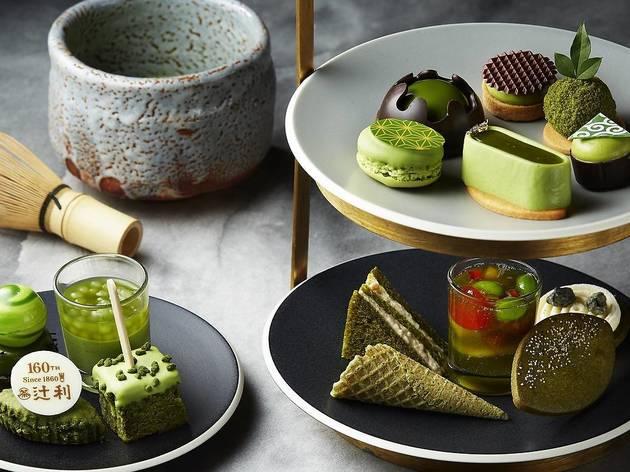 Tokyo Matcha Afternoon Tea Set