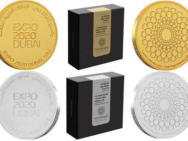 Expo 2020 Dubai Commemorative Coin