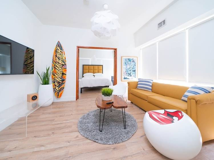 Amazing South Beach homes on Airbnb