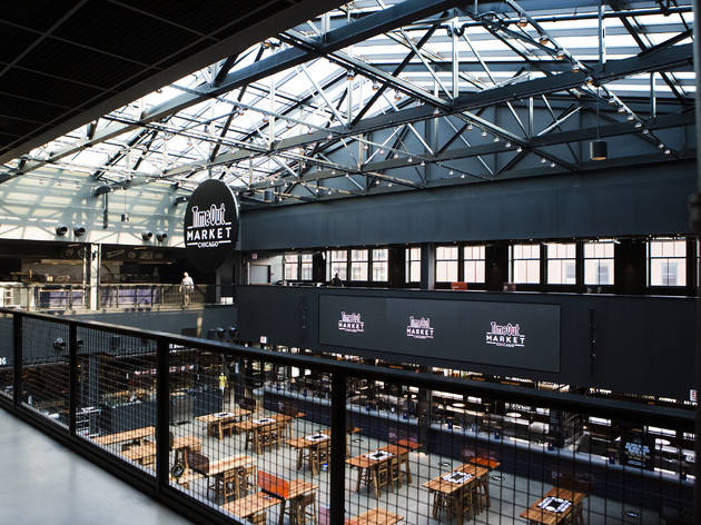 Psst! You can now reserve a table at Time Out Market Chicago.