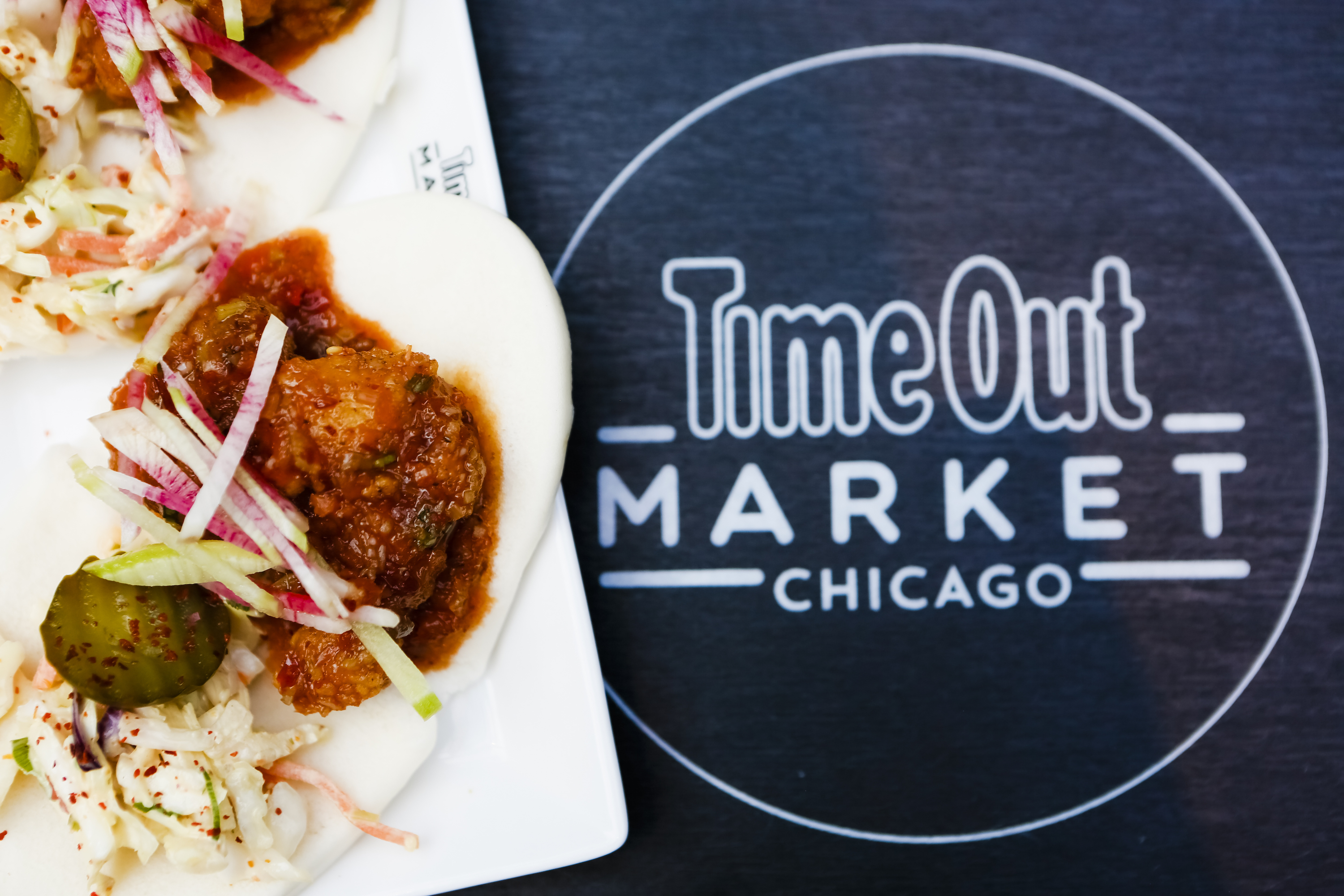 You can now order delivery from Time Out Market Chicago